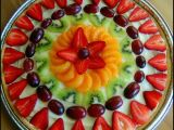 Fruit Decoration for Birthday Fruit Pizza the Recipe Box