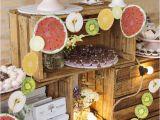 Fruit Decoration for Birthday Kara 39 S Party Ideas Fruit Stand Birthday Party Kara 39 S