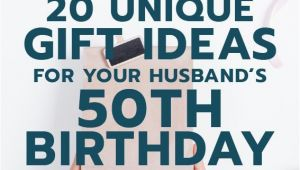 Fun Birthday Gifts for Husband Gift Ideas for Your Husband S 50th Birthday Gift Ideas