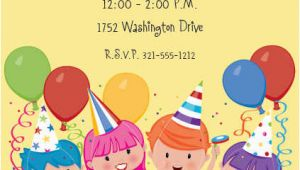 Fun Birthday Party Invitation Wording Birthday Invitation Wording Ideas