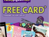 Funkypigeon.com Birthday Cards Coupon Free Funky Pigeon Card Worth 2 99 Miss Thrifty