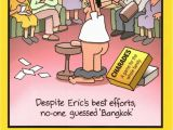 Funniest Birthday Cards Of All Time Funny Eric Charades Bangkok Birthday Greeting Card Cards