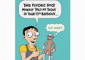 Funny 13th Birthday Cards Funny 13th Birthday Cards Funny 13th Birthday Card