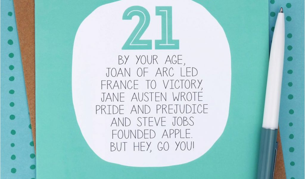 Download By SizeHandphone Tablet Desktop Original Size Back To Funny 21 Year Old Birthday Cards