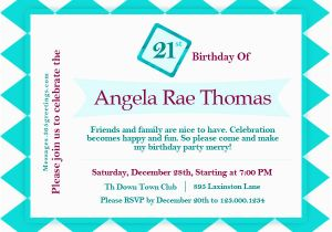 Funny 21st Birthday Invitation Wording Invitations 365greetings Com