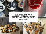 Funny 30th Birthday Decorations 21 Awesome 30th Birthday Party Ideas for Men Shelterness