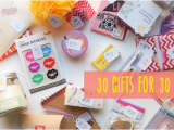 Funny 30th Birthday Gifts for Her 30 Gifts for 30 Years Modish Main