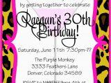 Funny 30th Birthday Invitation Wording Ideas Funny Invitations for 30th Birthday Party Lijicinu