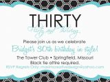 Funny 30th Birthday Invites 20 Interesting 30th Birthday Invitations themes Wording