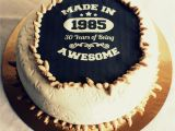 Funny 30th Birthday Party Ideas for Him 30 Birthday Cake for Him Stuff In 2019 Birthday Cake