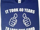Funny 40 Birthday Gifts for Him Funny 40th Birthday Gifts Ebay