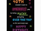 Funny 40th Birthday Cards for Women 40th Quotes Quotesgram