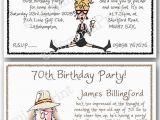 Funny 40th Birthday Party Invitations 30th 40th 50th 60th 70th 80th 90th 100th Funny Birthday