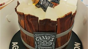 Funny 50th Birthday Cake Ideas for Him Jack Daniels Cake 30th Birthday Cake Birthday Cakes
