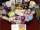 Funny 50th Birthday Gifts for Him 50th Birthday Gift Basket Ideas Birthday Gift Baskets