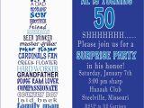 Funny 50th Birthday Invitation Wording Ideas Awesome Free Template Funny 50th Birthday Party Invitation
