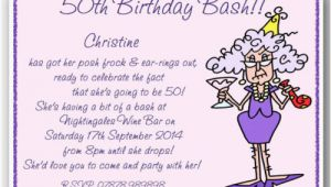 Funny 50th Birthday Invitation Wording Ideas Funny 50th Birthday Invitations Wording Ideas Free