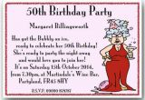 Funny 50th Birthday Invitation Wording Ideas Funny 50th Birthday Party Invitation Wording