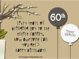 Funny 60th Birthday Card Messages 60th Birthday Wishes Quotes and Messages 365greetings Com