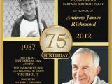Funny 75th Birthday Invitations 16 75th Birthday Invitations Unique Ideas Birthday