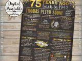 Funny 75th Birthday Invitations Best 25 75th Birthday Decorations Ideas On Pinterest