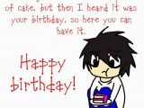 Funny Anime Birthday Cards Baaaan 39 S Profile Myanimelist Net