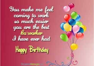 Funny Birthday Card Messages For Work Colleagues Top 100 Wishes Coworker Occasions