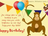 Funny Birthday Card Sayings for Kids Birthday Wishes for Kids 365greetings Com