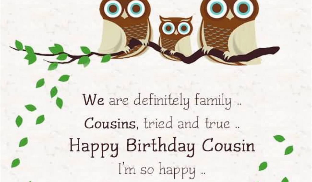 Download By SizeHandphone Tablet Desktop Original Size Back To Funny Birthday Cards Cousin