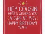 Funny Birthday Cards Cousin Funny Happy Birthday Cousin Quote
