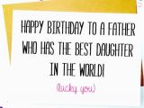 Funny Birthday Cards for Dad From Daughter Funny Father Daughter Birthday Card Birthday by
