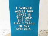 Funny Birthday Cards for Dads Funny Dad Birthday Card by Ladykerry Illustrated Gifts
