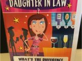 Funny Birthday Cards for Daughter In Law Daughter In Law Birthday Card Funny Joke Adult Humour
