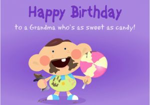 Funny Birthday Cards For Grandma Myfuncards Happy Send Free