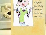 Funny Birthday Cards for Ladies Items Similar to Funny Birthday Card for Women Funny