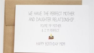 Funny Birthday Cards for Moms Mom Birthday Card Funny Funny Birthday Cards for Mom