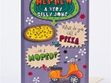 Funny Birthday Cards for Nephew Birthday Card Nephew Pizza Joke Only 59p