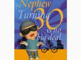 Funny Birthday Cards for Nephew Nephew 30th Birthday Card Cute Dude Zazzle Com
