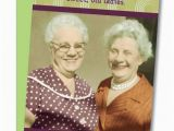 Funny Birthday Cards for Old Ladies Quot Sweet Old Ladies Quot Birthday Card Cool Funny Gifts