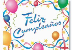 Funny Birthday Cards In Spanish Happy Feliz Cumpleanos Card