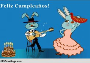 Funny Birthday Cards In Spanish Dance Free Specials Ecards Greeting