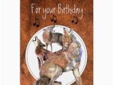 Funny Birthday Cards with Animals Howling Coyote Funny Animal Birthday Card Zazzle Com
