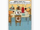 Funny Birthday Cards with Dogs Funny Fire Hydrant Cake for Dog Birthday Card Zazzle Com