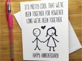 Funny Birthday Gifts for Him Australia Funny Anniversary Card Happy Anniversary Anniversary Card