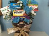 Funny Birthday Gifts for Him Diy Over the Hill Gag Gift Basket Great for A 50th Birthday