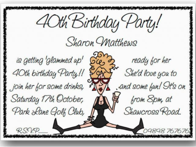 Download By SizeHandphone Tablet Desktop Original Size Back To Funny Birthday Invitation Wording
