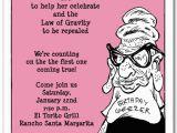 Funny Birthday Invitations for Adults Funny Birthday Party Invitation Wording Dolanpedia