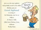 Funny Birthday Invites for Adults Funny Birthday Party Invitation Wording Wordings and