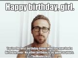 Funny Birthday Meme for Female Funny Birthday Meme Best Friend Birthday Cookies Cake