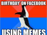 Funny Birthday Memes for Boyfriend Tells Boyfriend 39 Happy Birthday 39 On Facebook Using Memes